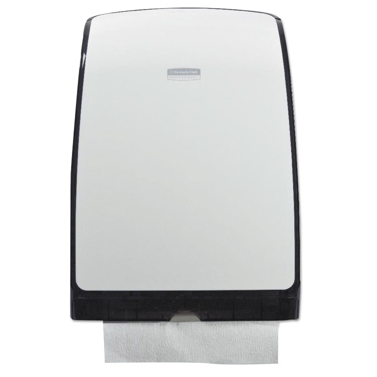 Picture of CONTROL SLIMFOLD TOWEL DISPENSER, 9 7/8W X 2 7/8D X 13 3/4H, WHITE
