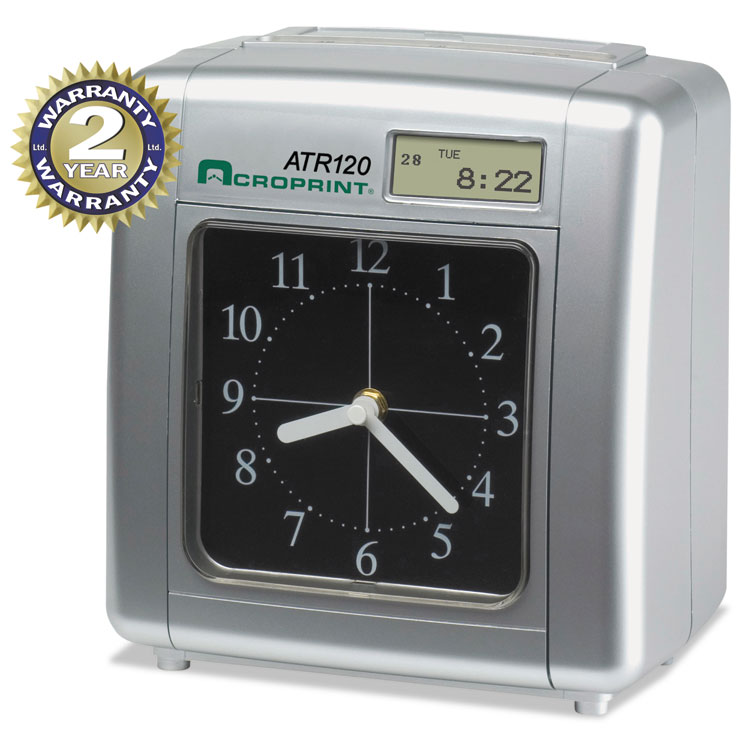 Picture for category Time Clocks