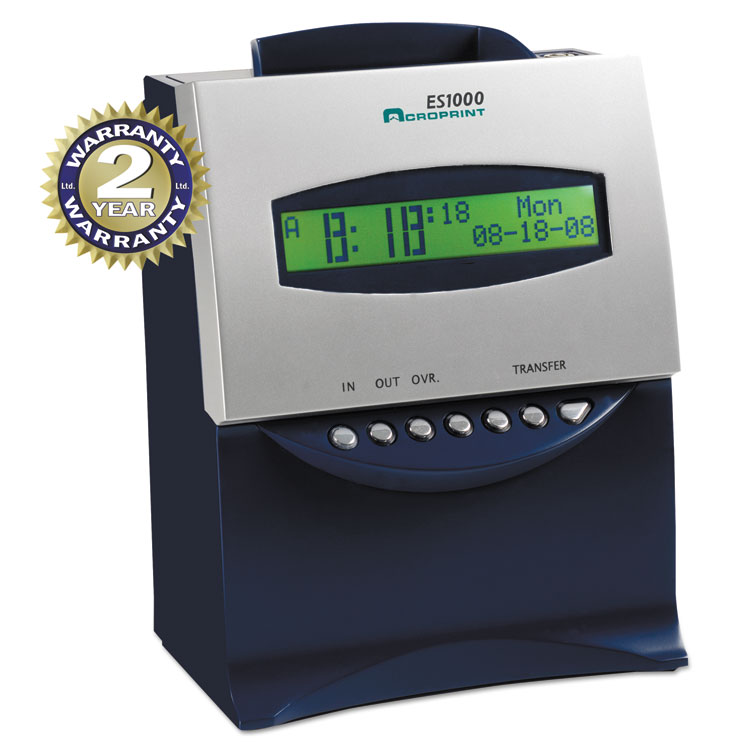Acroprint® 010215000
