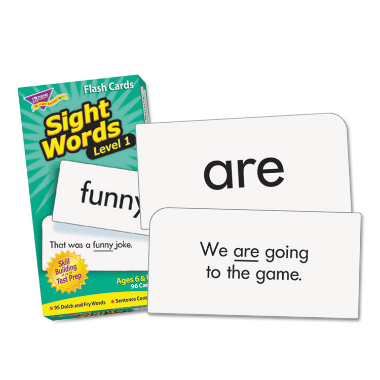 Picture for category Flash Cards