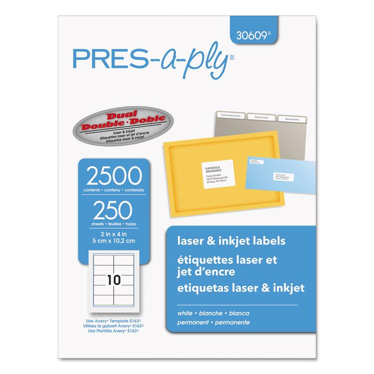 PRES-a-ply® 30609