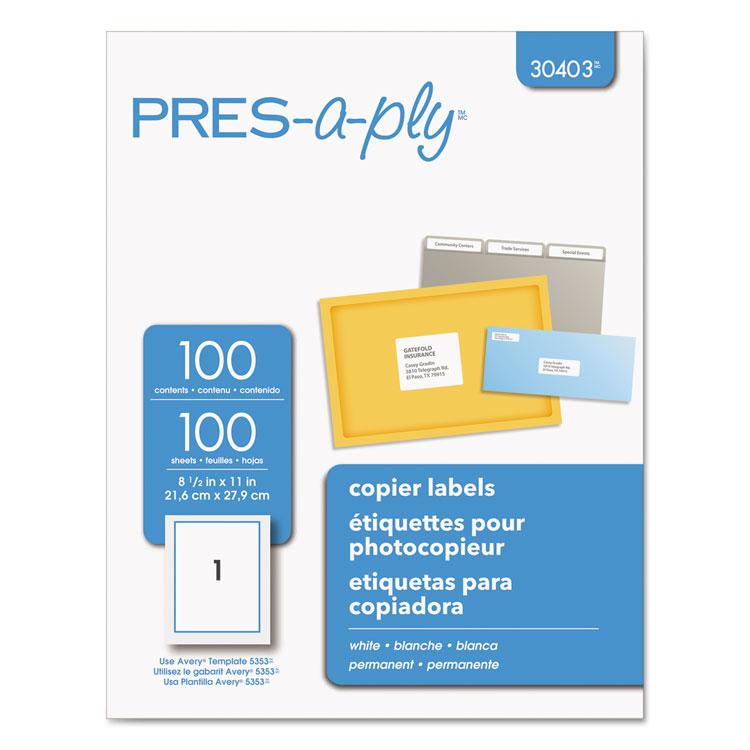 PRES-a-ply® 30403