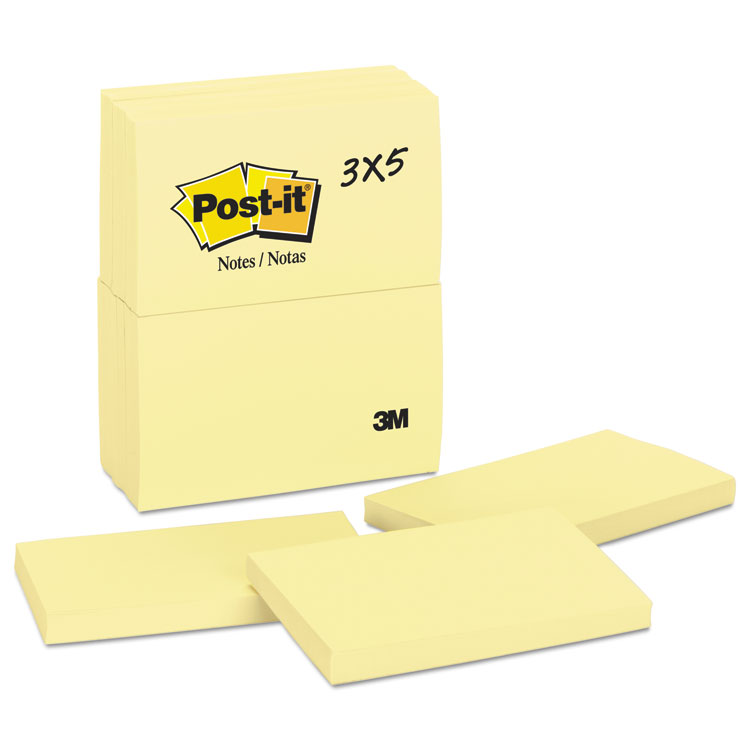 Post-it® Notes 655-YW