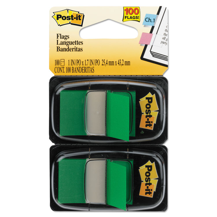 Post-it® Flags 680-GN2
