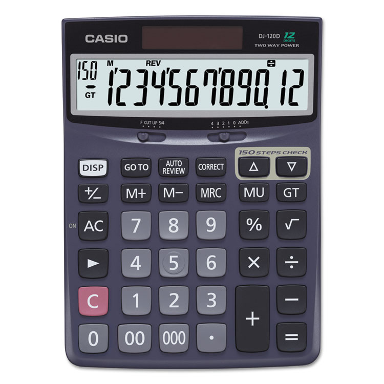 Casio® DJ120D