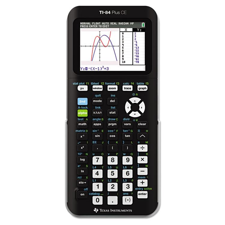 Texas Instruments TI84PLUSCE