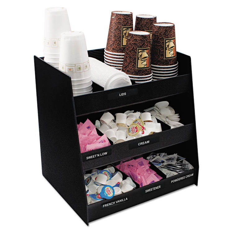 Condiment Dispensers & Organizers