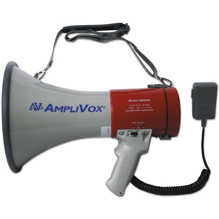 AmpliVox® S602MR