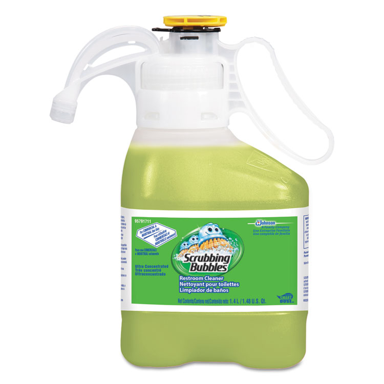 Picture of Ultra Concentrated Restroom Cleaner, Citrus Scent, 1.4 L Bottle, 2/carton