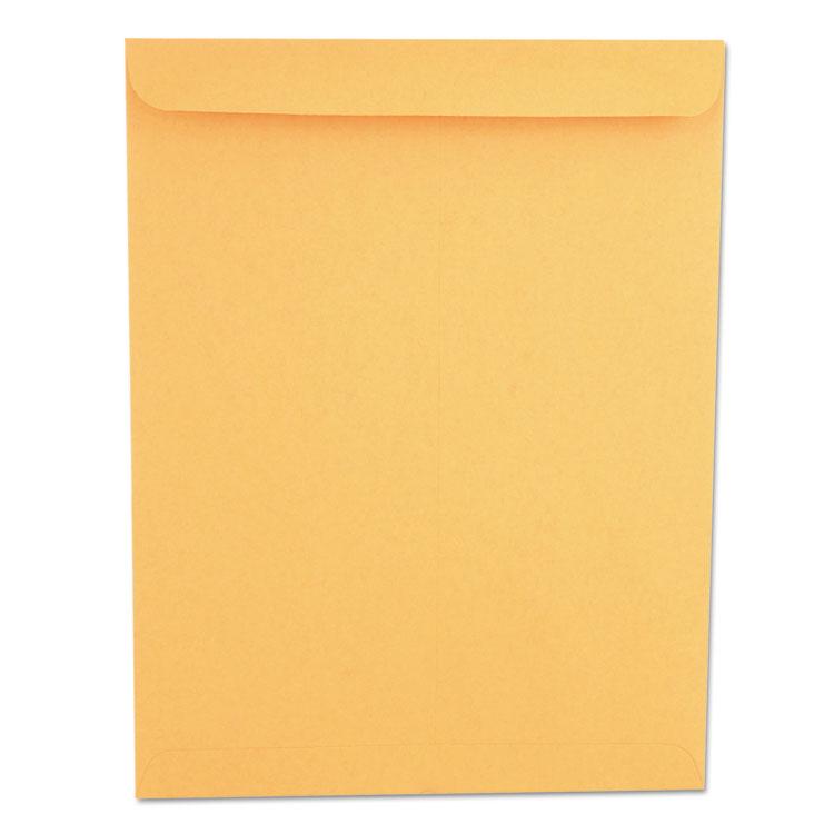 Picture of Catalog Envelope, Center Seam, 10 x 13, Brown Kraft, 250/Box