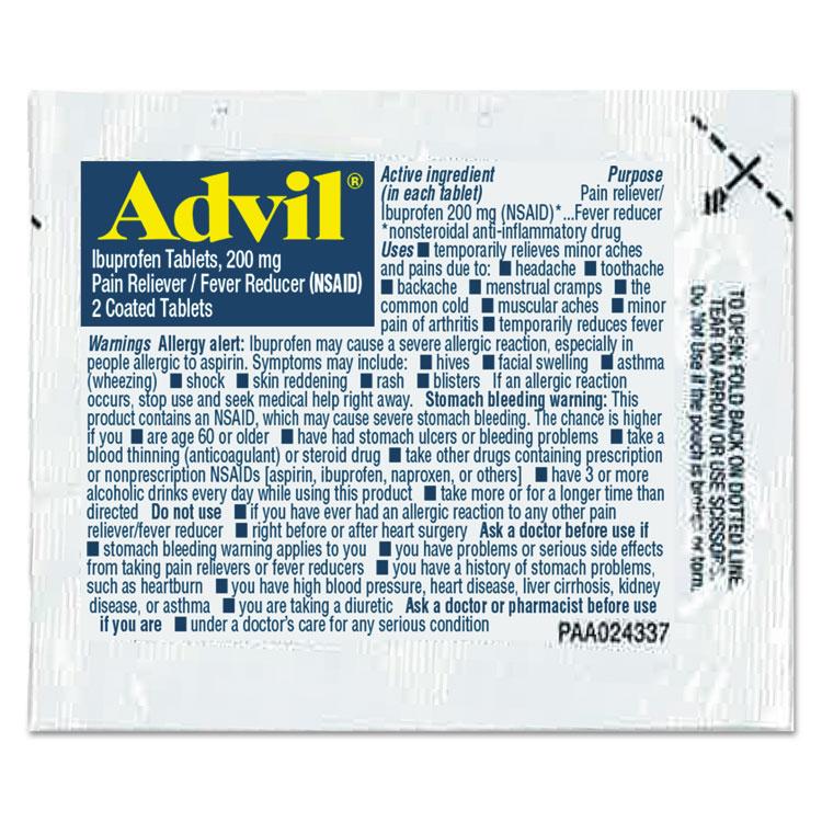 Advil® 58030