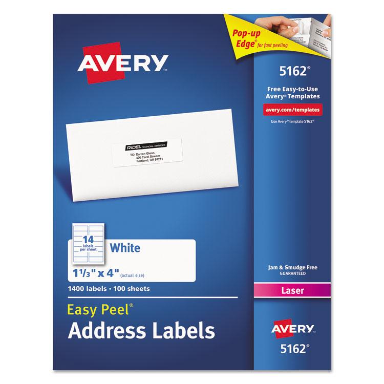 Avery® 5162