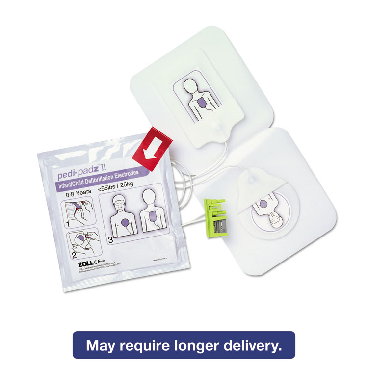 Picture for category Defibrillator Pads