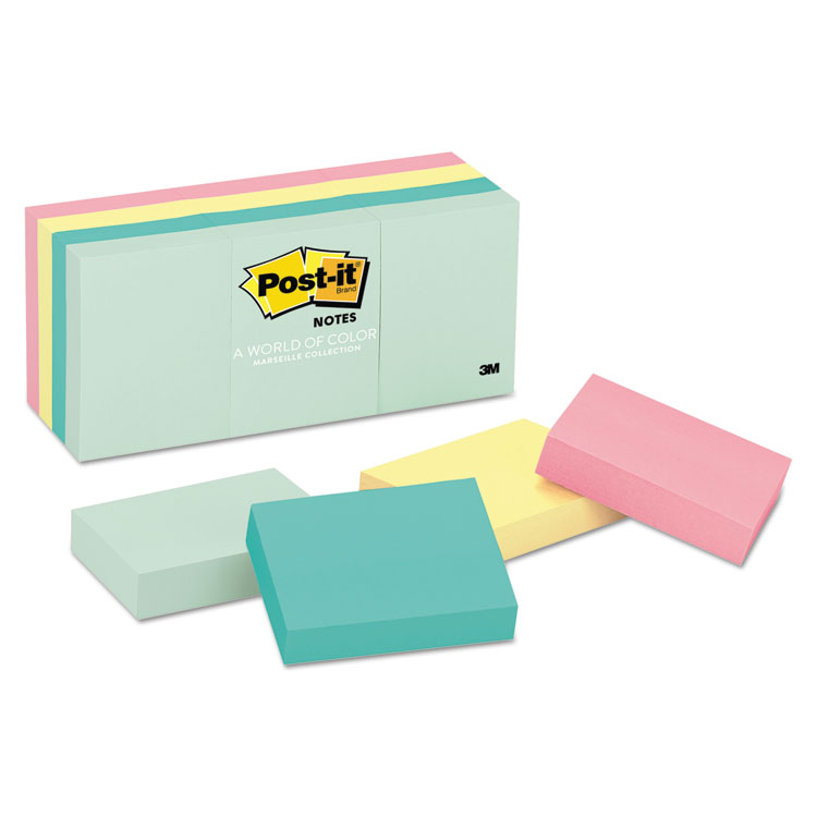 Post-it® Notes 653-AST