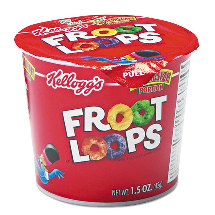 Froot Loops Cereal Bars ELEVATE Marketp...