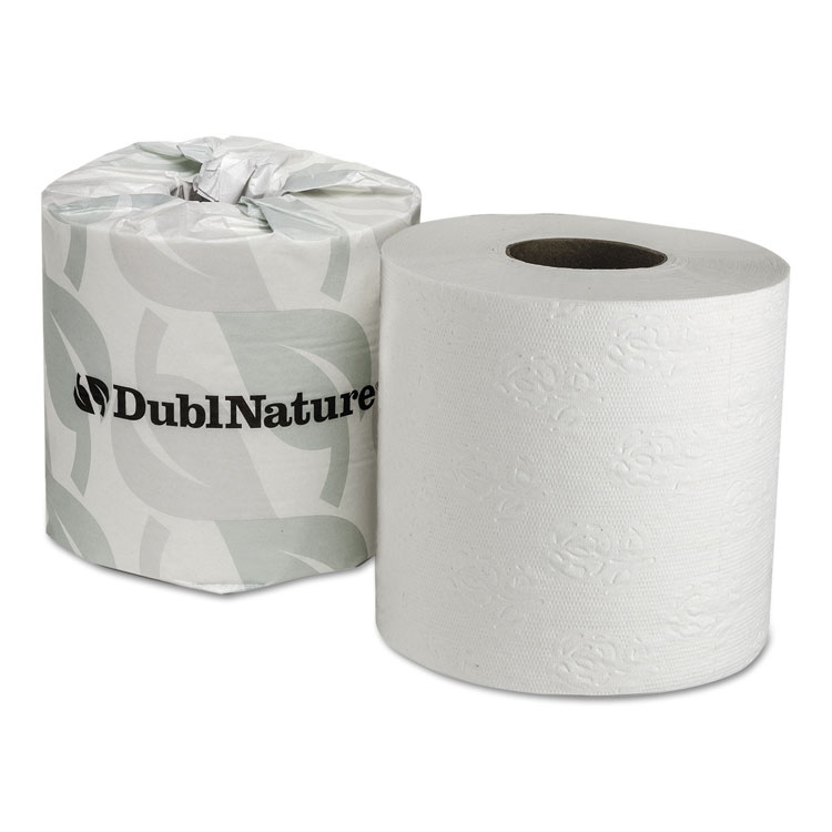 Picture of ADVANCED BATH TISSUE, 2-PLY, 500 SHEETS/ROLL, 80 ROLLS CARTON