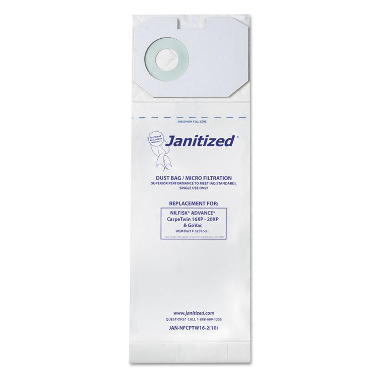 Janitized® JANNFCPTW162