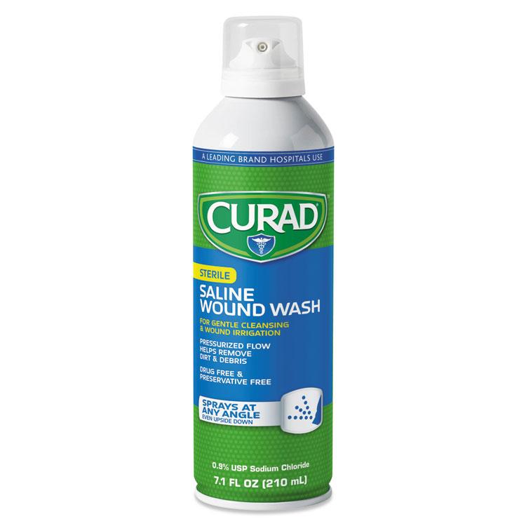 Curad® CURSALINE7