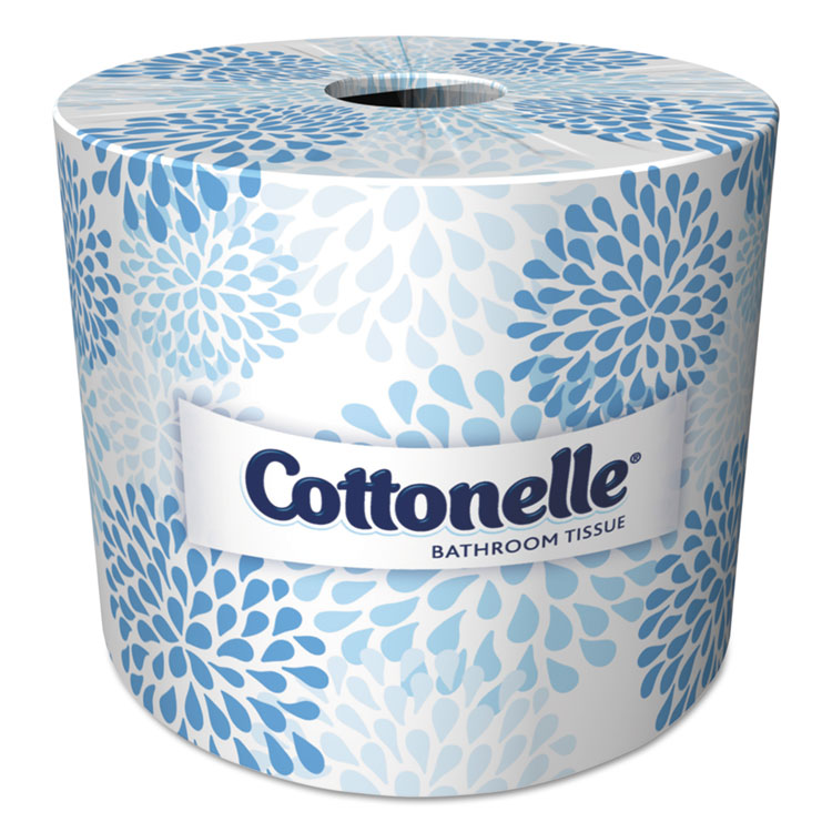 Picture of Two-Ply Bathroom Tissue, 451 Sheets/Roll, 20 Rolls/Carton