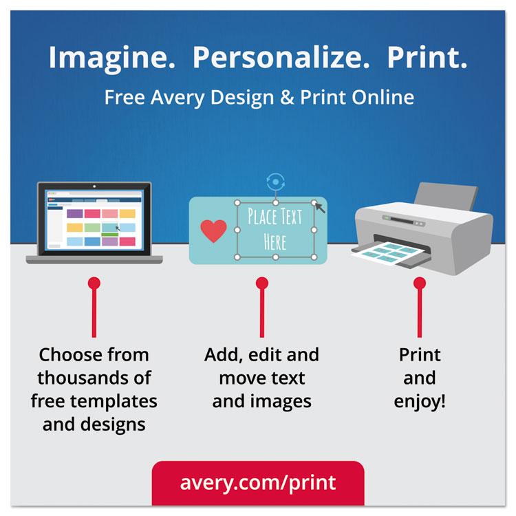 Avery® 22808