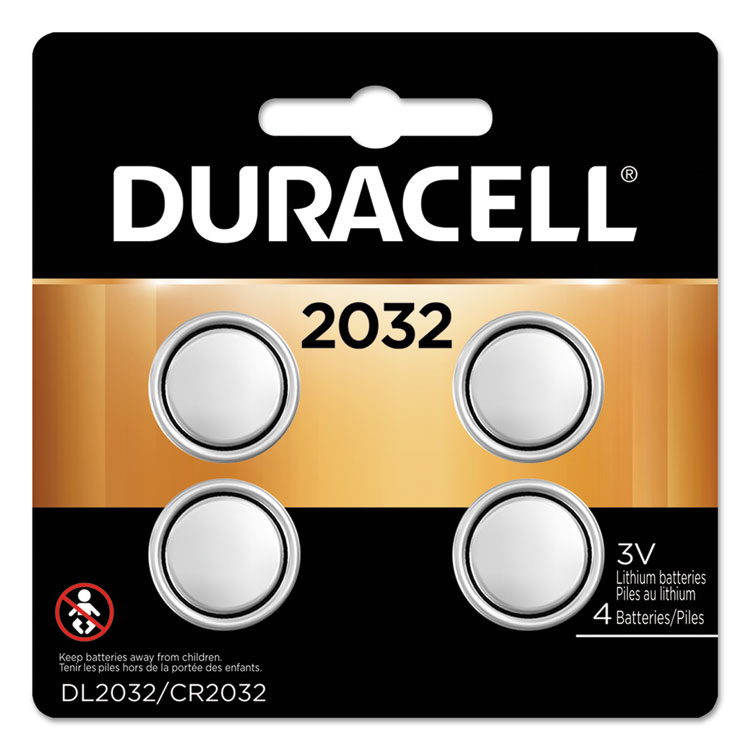 Duracell® DL2032B4PK