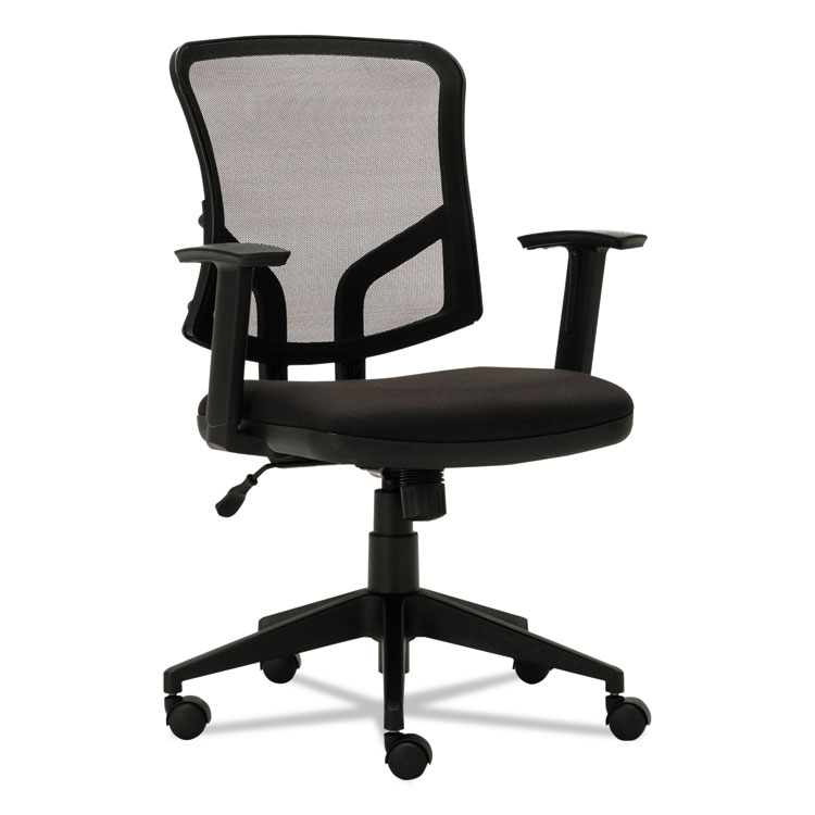 Picture of Everyday Task Office Chair, Black Mesh