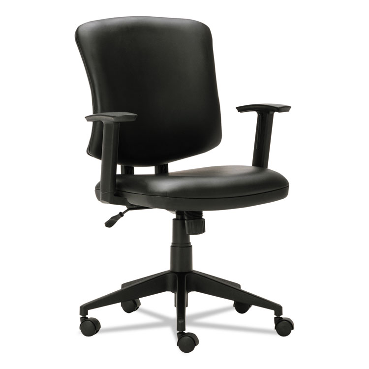 Picture of Everyday Task Office Chair, Black Leather
