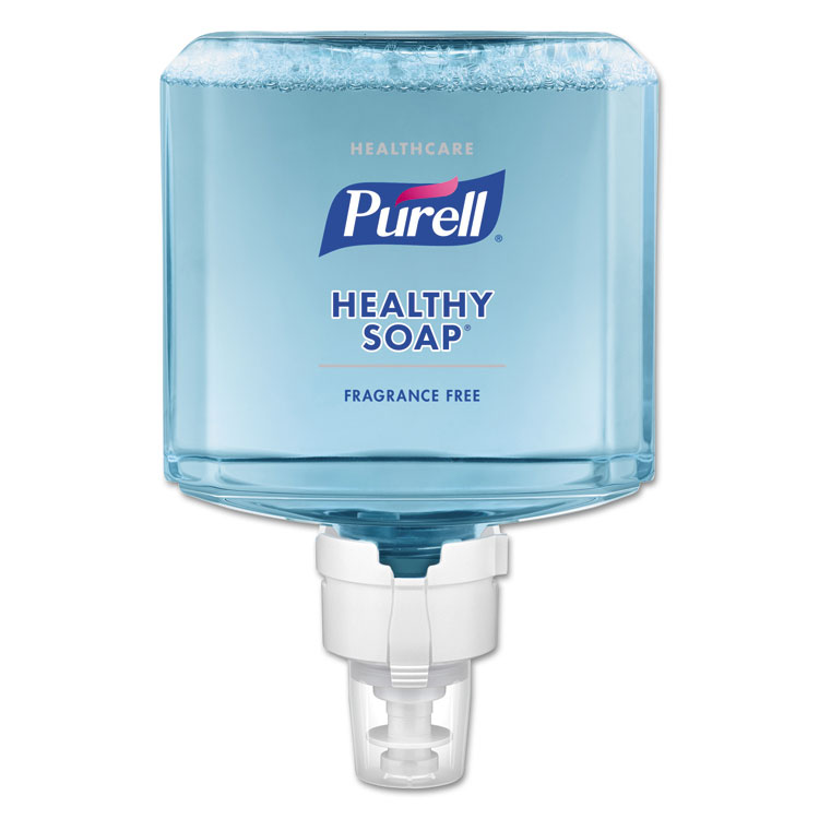 Picture of Healthcare Healthy Soap Gentle & Free Foam Es8 Refill, 1200 Ml, 2/Ct