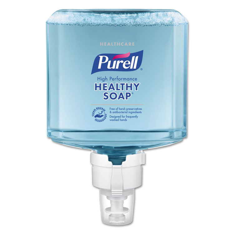 Picture of Soap, Foam, PURELL® , Healthcare Healthy Soap High Performance Foam Es8 Refill, 1200 Ml, 2/Ct