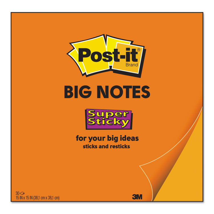 Post-it® Notes Super Sticky BN15
