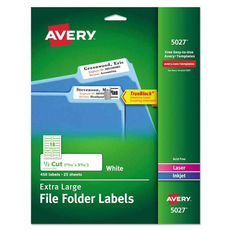 Avery® 5027