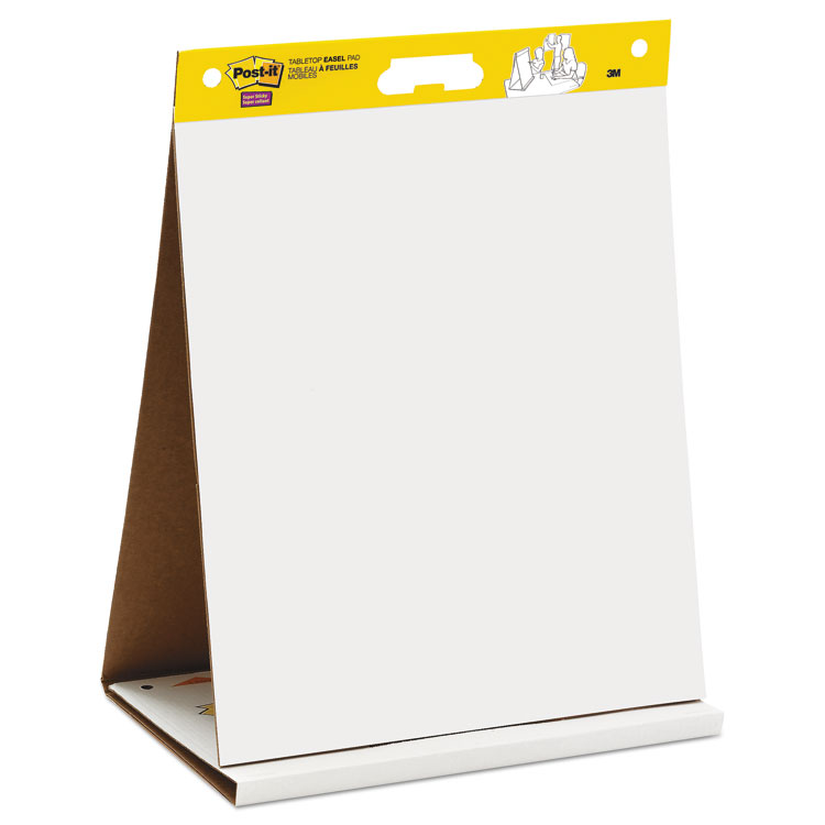 Post-it® Easel Pads Super Sticky 563R