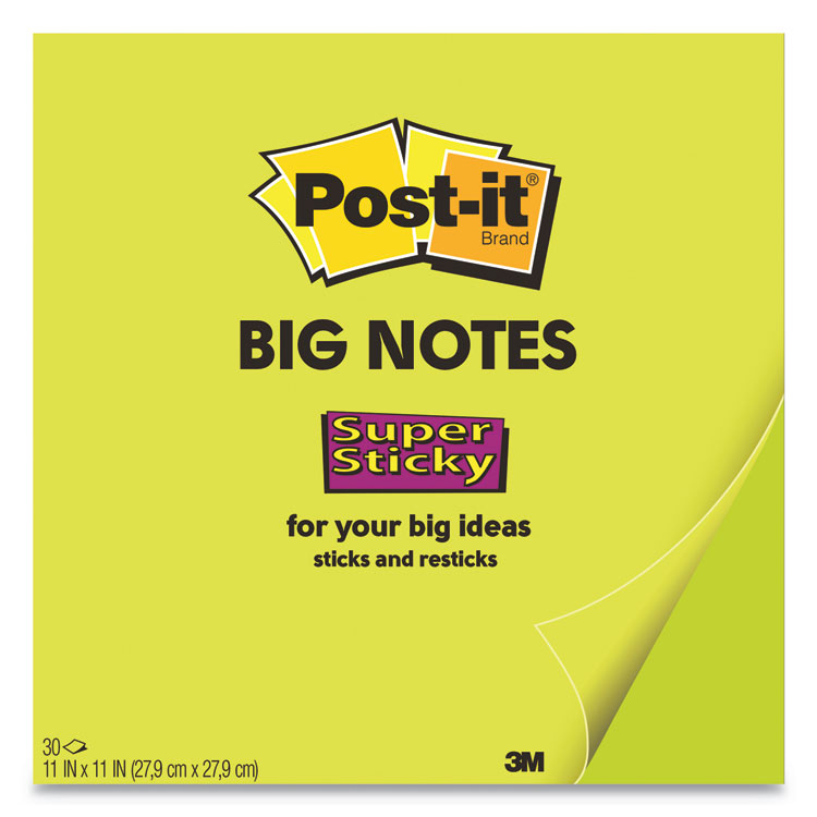Post-it® Notes Super Sticky BN11G