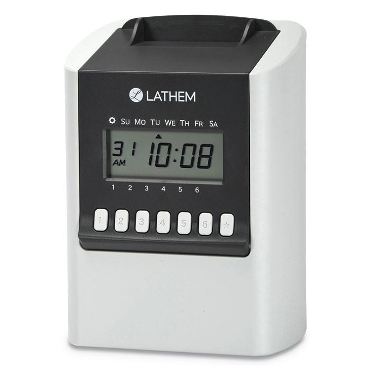 Lathem® Time 700E