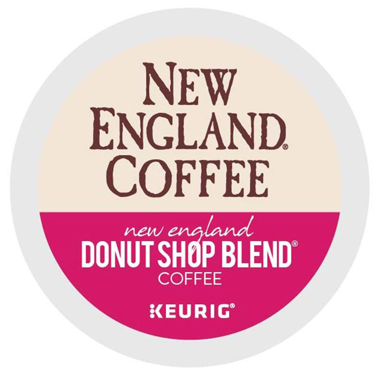 New England® Coffee 0038