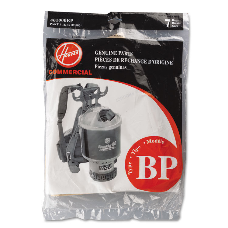 Hoover® Commercial 401000BP