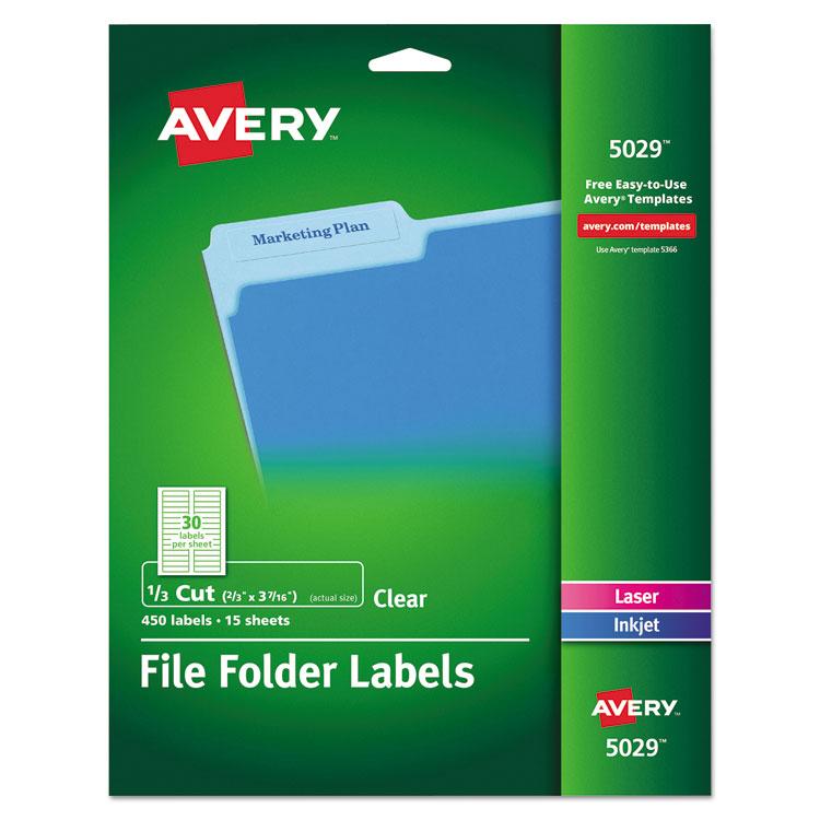 Avery 5029