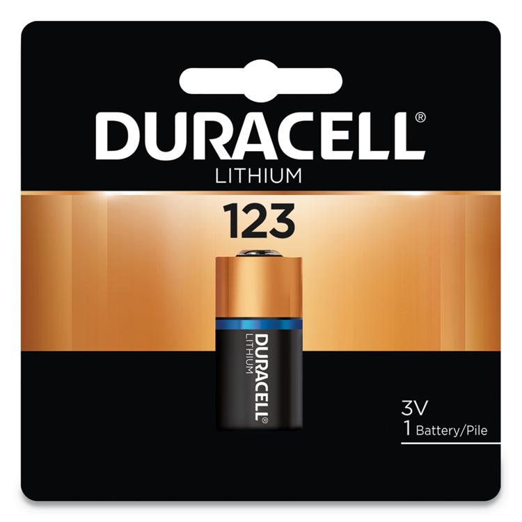 Duracell® DL123ABPK