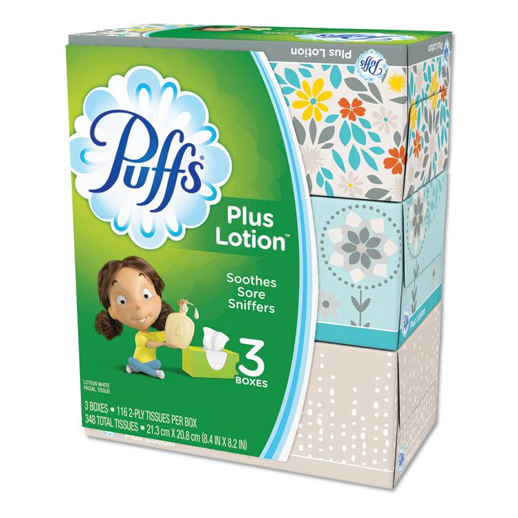 Puffs® 82086CT