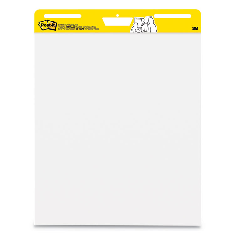 Post-it® Easel Pads Super Sticky 559STB