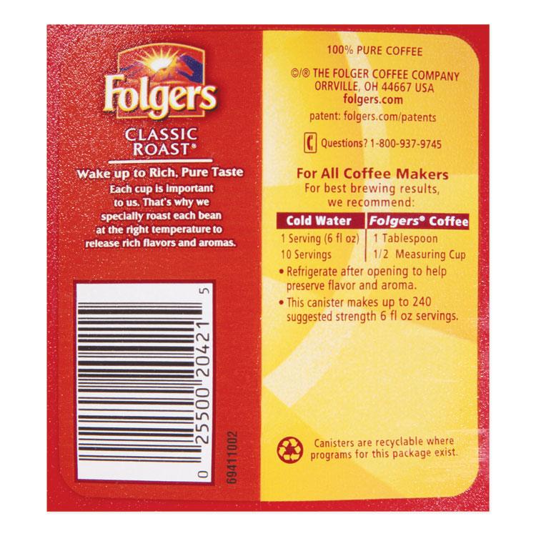 Folgers® 20421EA