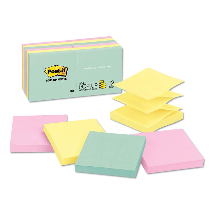 Post-it® Pop-up Notes R-330-12AP