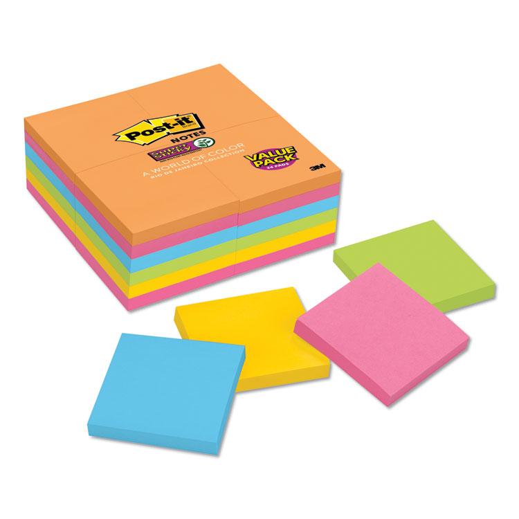 Post-it® Notes Super Sticky 65424SSAU