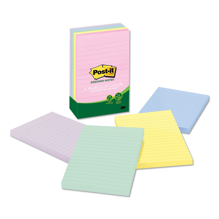 Post-it® Greener Notes 660-RP-A