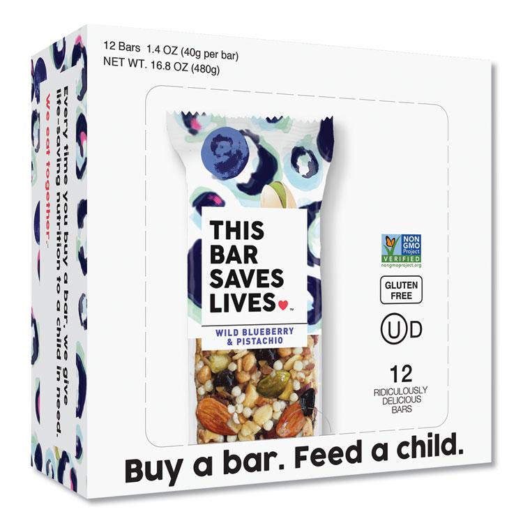 THIS BAR SAVES LIVES™ 00445PK