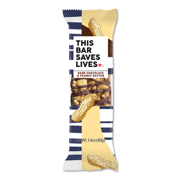 THIS BAR SAVES LIVES™ 00447PK