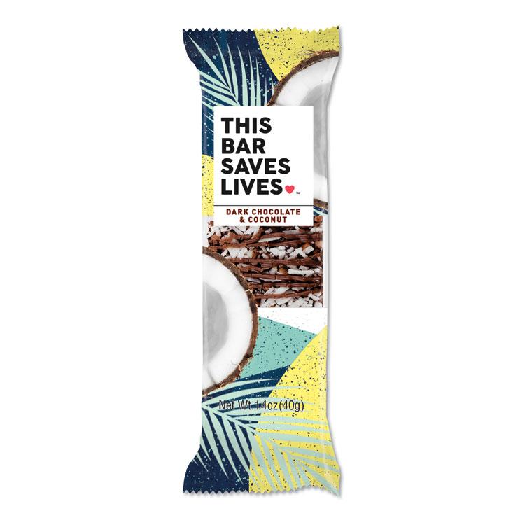 THIS BAR SAVES LIVES™ 00457PK