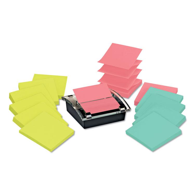 Post-it® Pop-up Notes Super Sticky DS330-SSVA