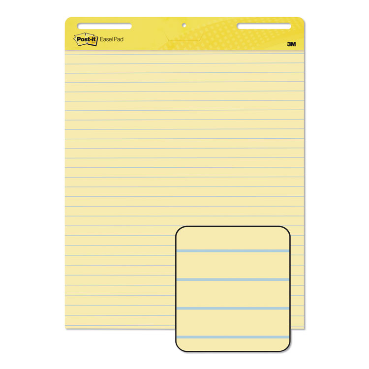 Post-it® Easel Pads Super Sticky 561