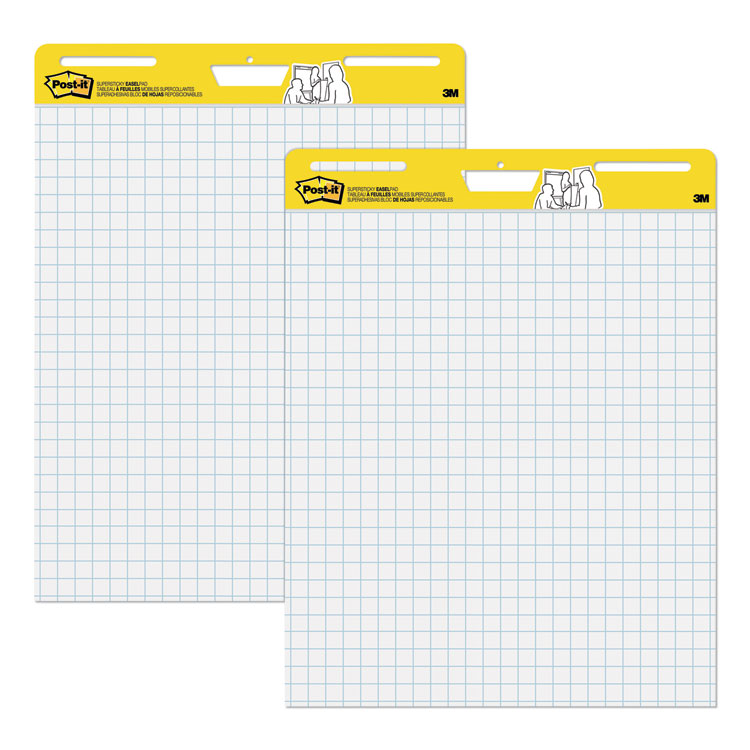 Post-it® Easel Pads Super Sticky 560